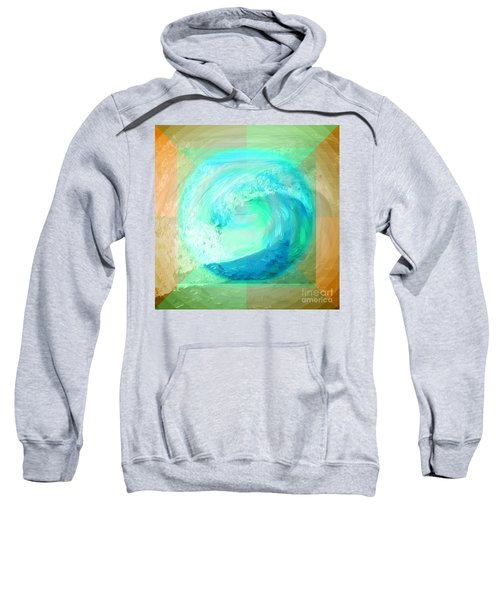 Ocean Earth Sweatshirt