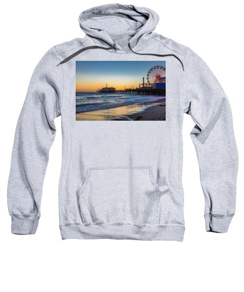 Pacific Park On The Pier Sweatshirt