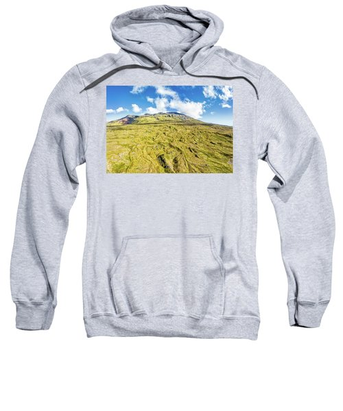 Snowcapped Volcano II Sweatshirt