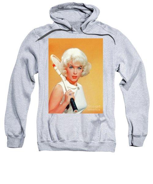 Stella Stevens, Vintage Actress Sweatshirt