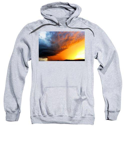 Sunset Storm Sweatshirt