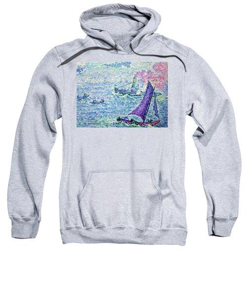 The Port Of Rotterdam - Digital Remastered Edition Sweatshirt
