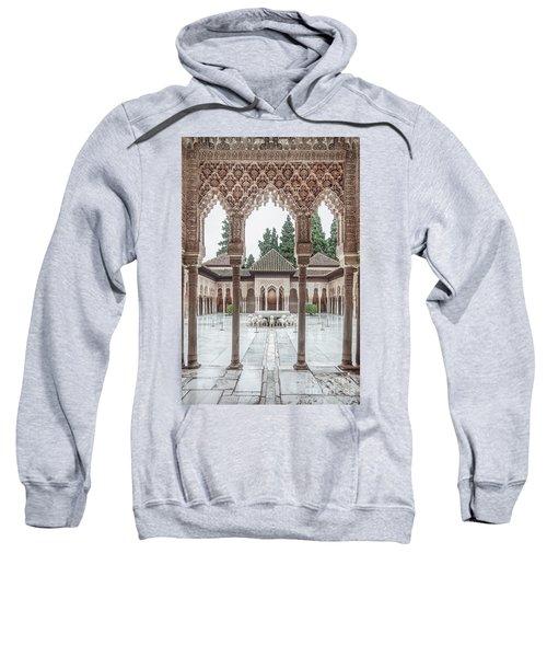 Time Temple Sweatshirt