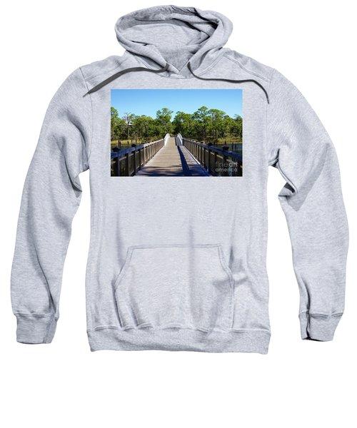 Western Lake Bridge Sweatshirt