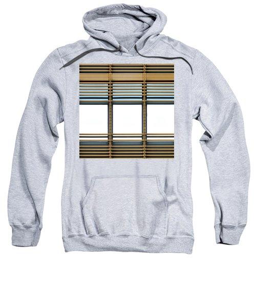White Windows Sweatshirt