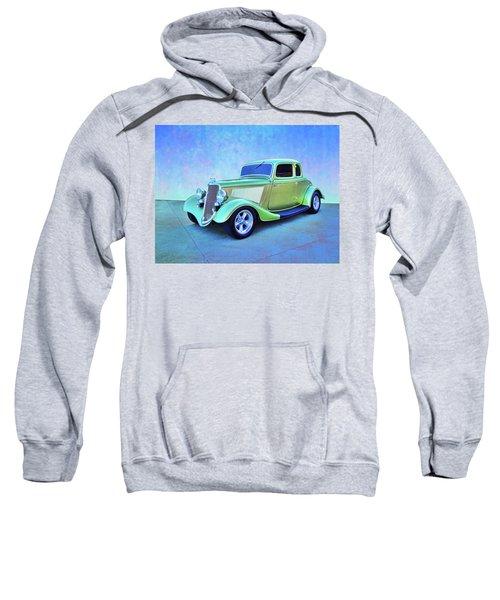 1934 Green Ford Sweatshirt
