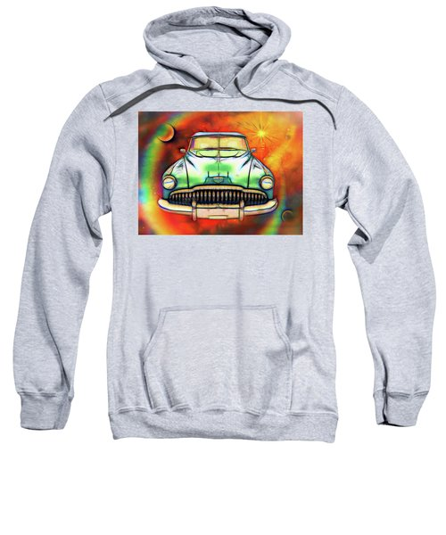 1949  Buick Headon Sweatshirt