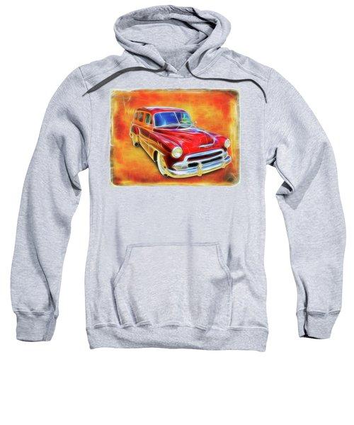 1951 Chevy Woody Sweatshirt