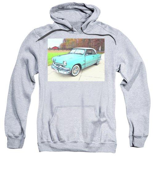 1951 Ford Sweatshirt