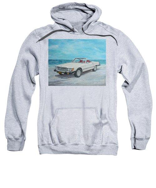1979 Mercedes 450 Sl Sweatshirt