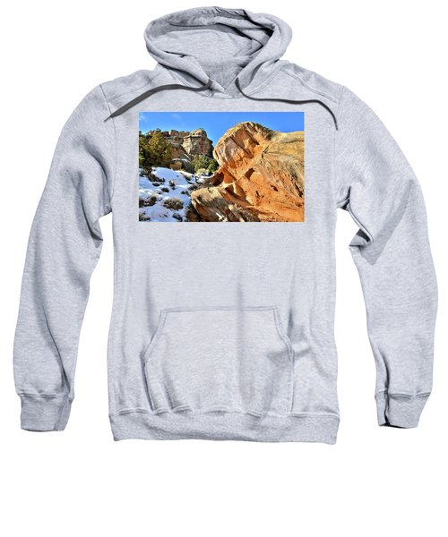 Colorful Colorado National Monument Sweatshirt