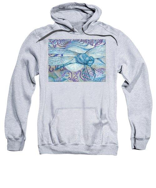 Dragonfly Moon Sweatshirt