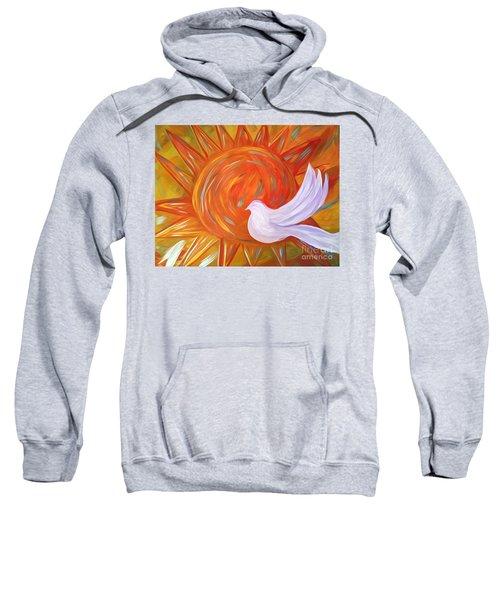 Healing Wings Sweatshirt