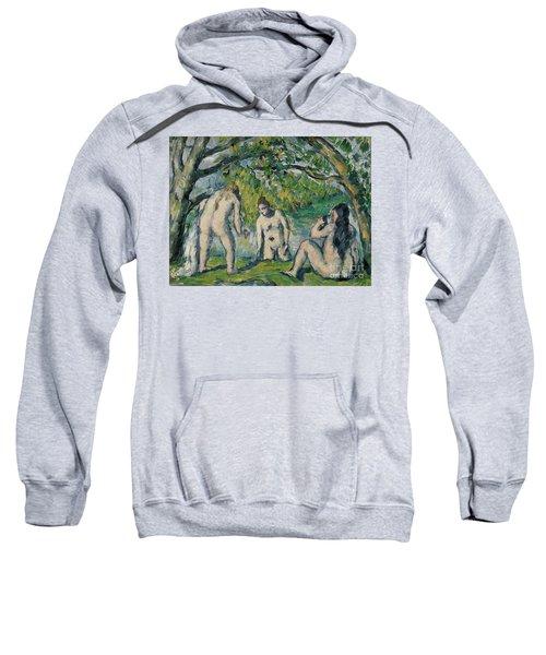 Three Bathers Sweatshirt
