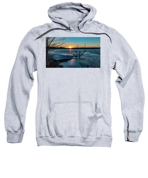 2019-012/365 January Sunset Sweatshirt