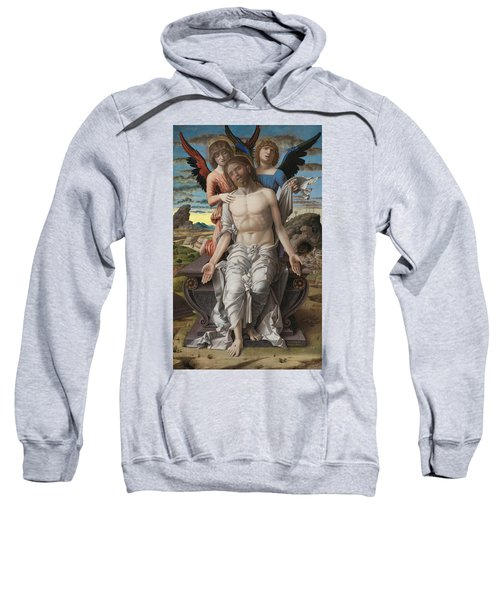 Christ As The Suffering Redeemer Sweatshirt