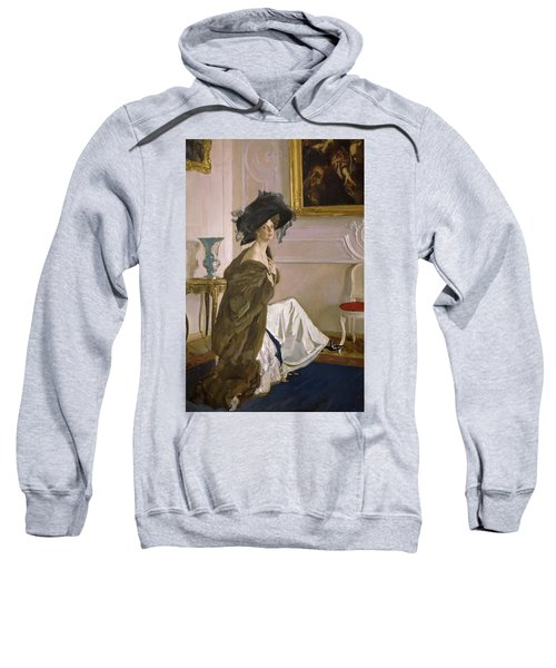 Portrait Of Princess Olga Orlova Sweatshirt