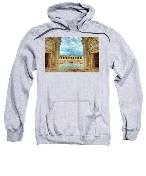 Arlington National Cemetery Memorial Amphitheater Sweatshirt