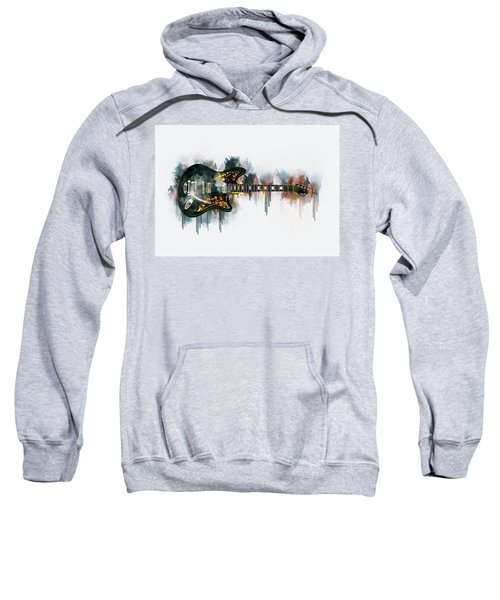 Electric Guitar Sweatshirt