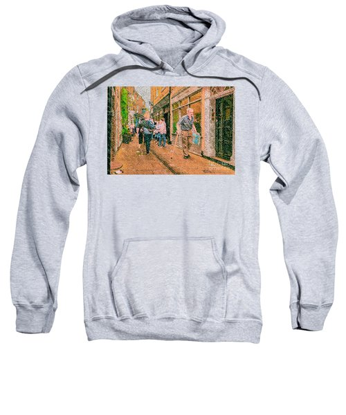 A Day At The Shops Sweatshirt