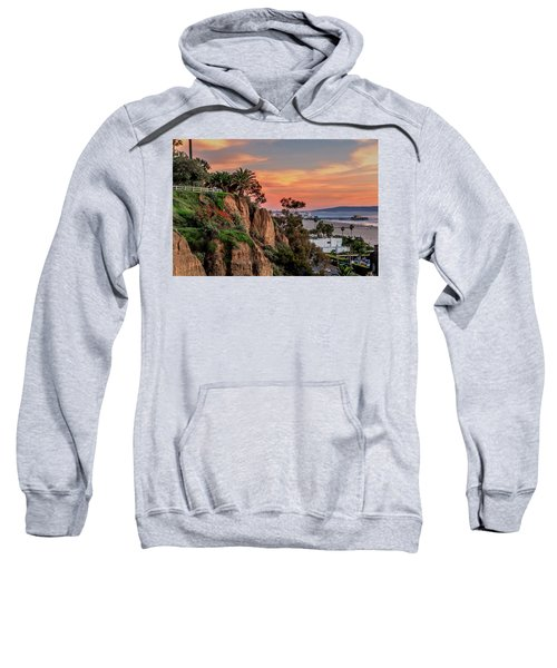 A Nice Evening In The Park Sweatshirt