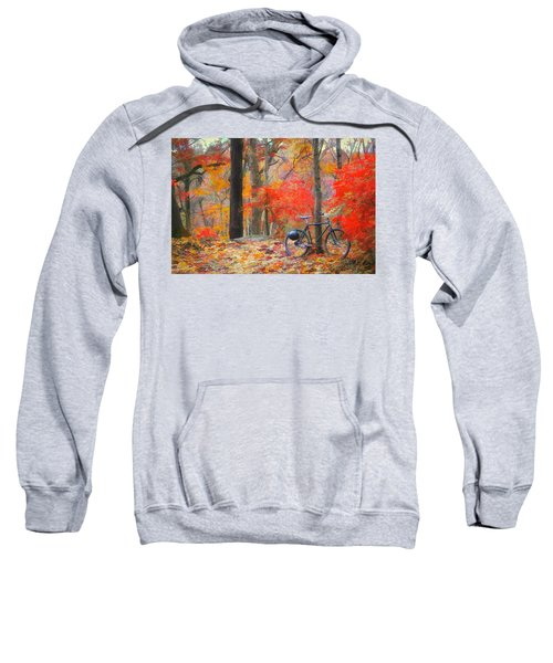 A Nice Place To Stop Sweatshirt