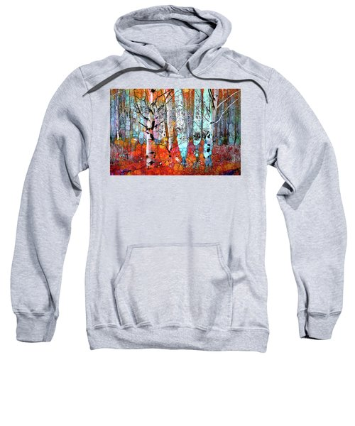A Party In The Forest Sweatshirt