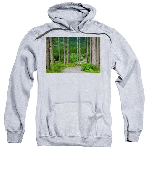 A Path To The River Sweatshirt