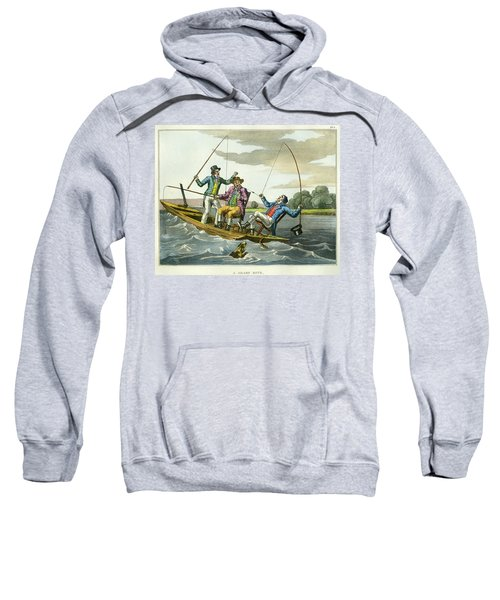 A Sharp Bite Sweatshirt