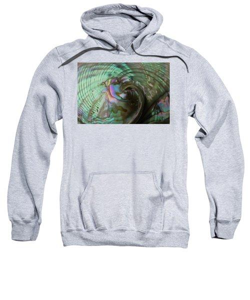 Abalone_shell_9903 Sweatshirt
