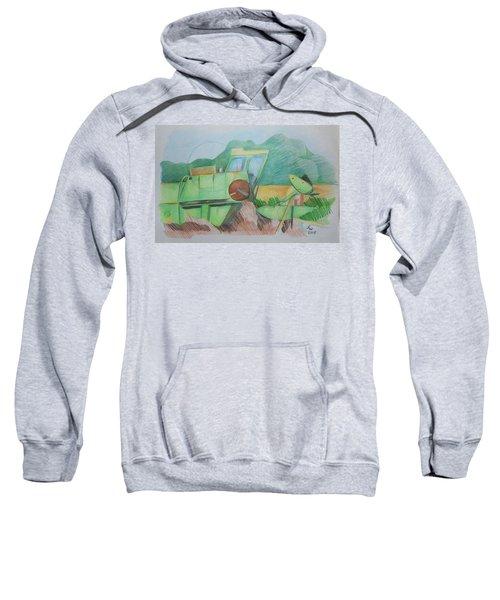 Abandoned Combine Sweatshirt