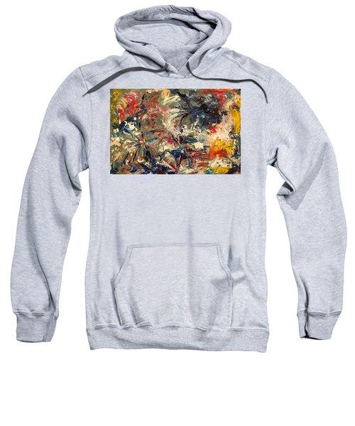 Abstract Puzzle Sweatshirt