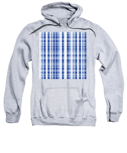 Abstract Squares And Lines Background - Dde609 Sweatshirt