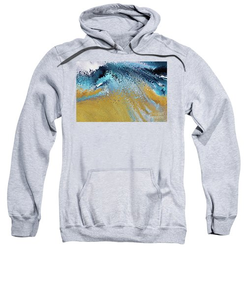 Acts 22 16. Why Are You Waiting Sweatshirt