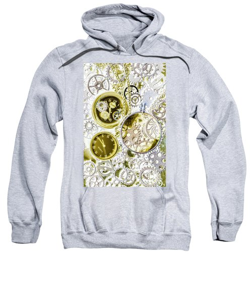 Age Of Circular Machines Sweatshirt