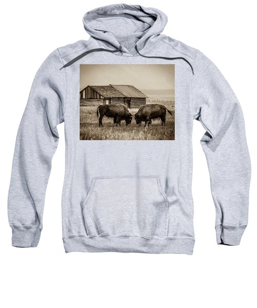 Age Old Conflict Sweatshirt