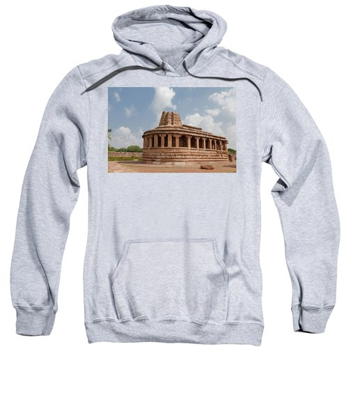 Aihole,durga Temple Sweatshirt