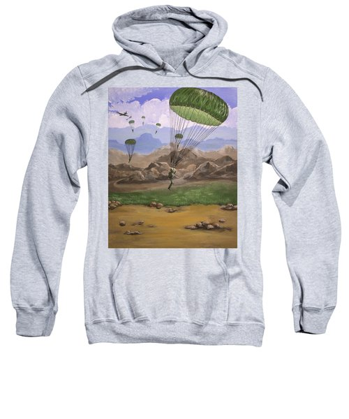 Airborne Sweatshirt
