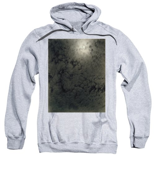 Alfred Stieglitz  So Subtle That It Becomes More Real Than Reality Sweatshirt