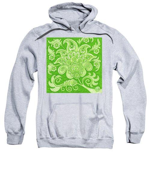Alien Bloom 4 Sweatshirt