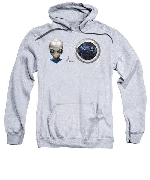Aliens From Space Sweatshirt