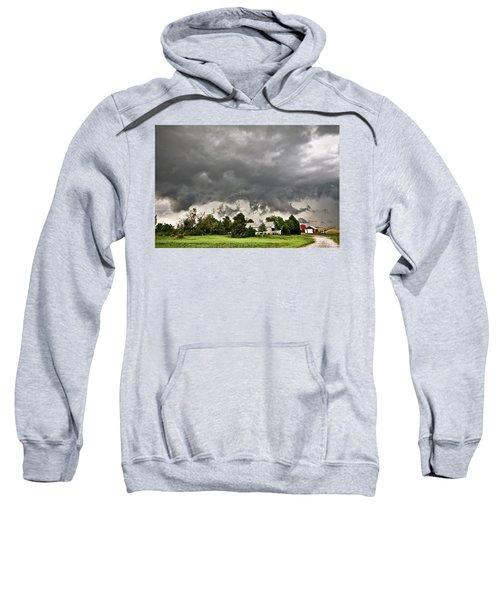 Alive Sky In Wyoming 2 Sweatshirt