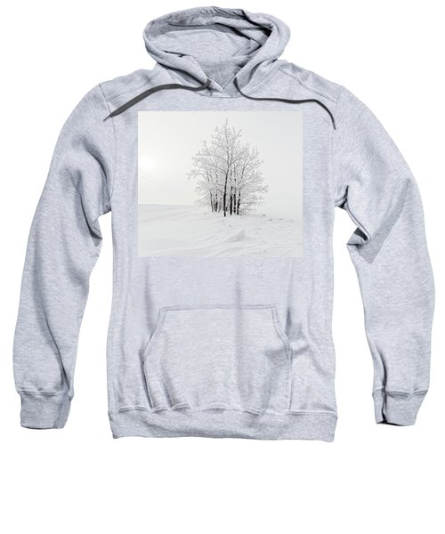 Alone On The Prairie Sweatshirt