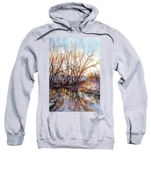 Along Boulder Creek Sweatshirt