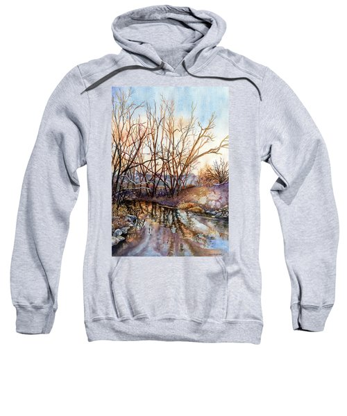 Along Boulder Creek Sweatshirt