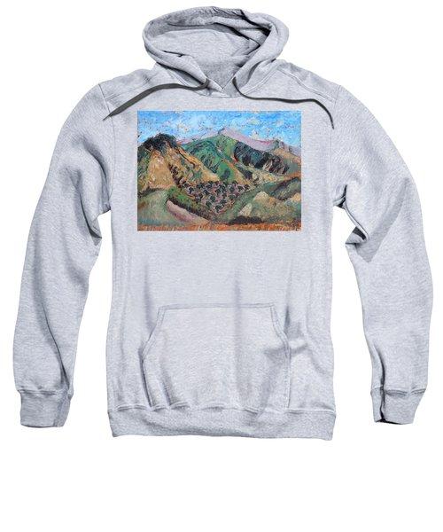 Amanda's Canigou Sweatshirt