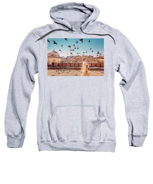 Amber Fortress Sweatshirt