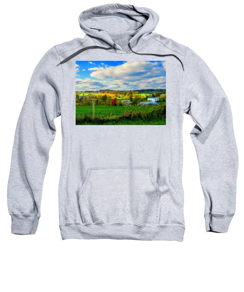 Amish Farm Beauty Sweatshirt