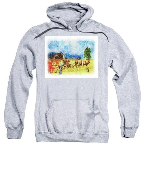 Amish Life Sweatshirt