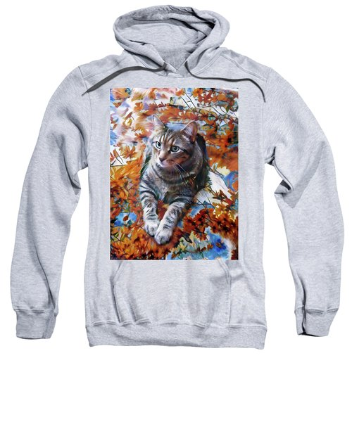 Amos In Flowers Sweatshirt
